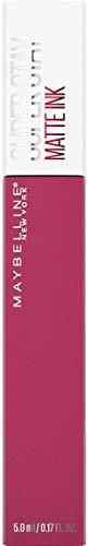 Maybelline New York Superstay Matte Ink, Pintalabios Mate de Larga Duración, Tono 150 Path Finder