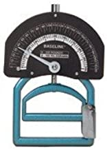 Grafco 2174 Baseline Smedley Spring-Type Hand Dynamometer (Measures Both lb. and kg.)