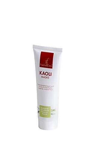 Sugaring Cane Kaoli Heilerdemaske: kühlende, beruhigende Creme mit Heilerde, Kamille und Ringelblume Schönheitsmaske mit Kaolin 50ml