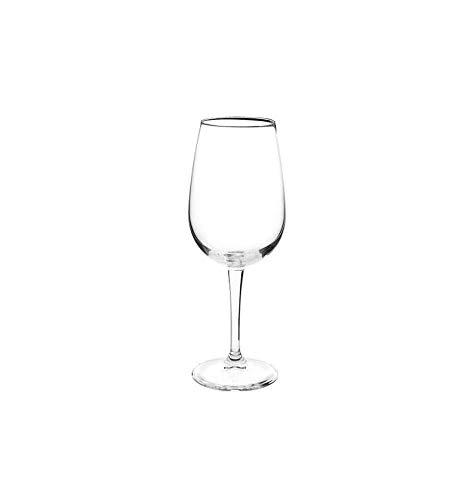 BORMIOLI ROCCO Set 6 Calici In Vetro Riserva Bordeaux Cl54