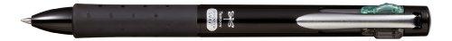 Tombow BC-FRL11 Vierfarb-Kugelschreiber Reporter 4, weich schreibend, schwarz