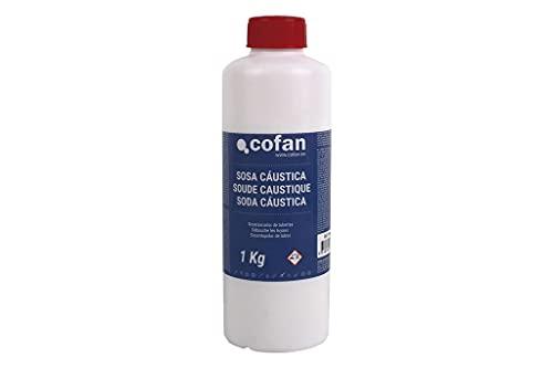 Sosa Cáustica Cofan | Envase 500 gr | Limpieza Multiusos