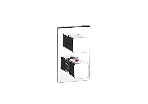 Roca Thesis-T - grifo termostático empotrable para baño o ducha . Griferias hidrosanitarias termostaticas. Ref.A5A2950C00