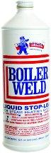Steam Boiler Stop Leak Boiler Weld - Liquid Boiler Sealer For Steam - Utility 15-1011