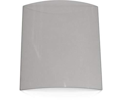 Sichtscheibe für GKT Primo Softline Kaminöfen - Glaskeramik - Passgenaues Kaminofen Ersatzteil