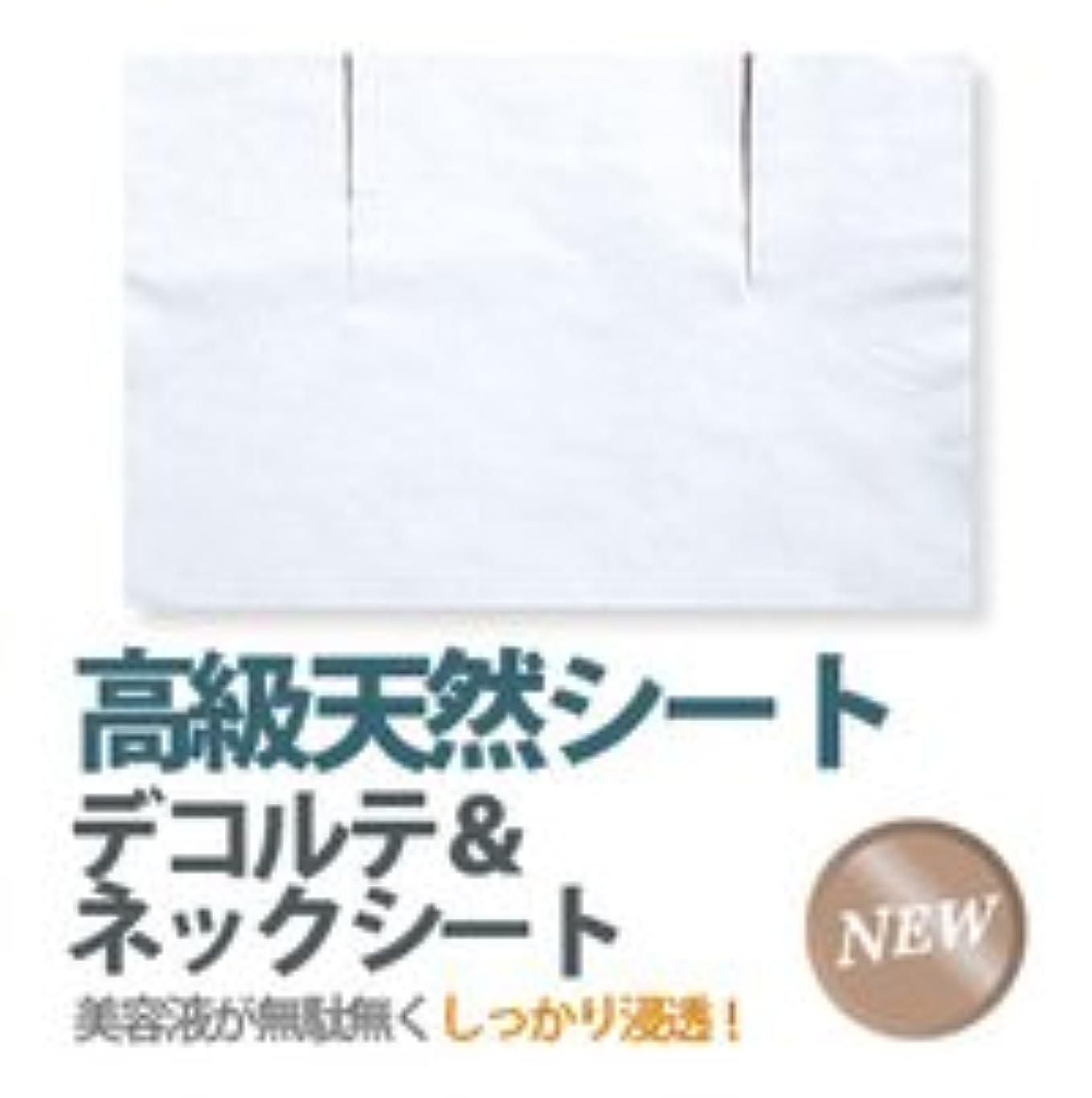 デコルテ&ネックシート 【100枚入】