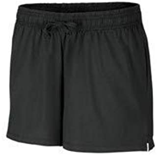 Champion Women's Classic Jersey Cotton Shorts, Black, Small