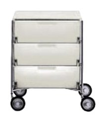 Kartell 2010L1 Container Mobil eisfarben