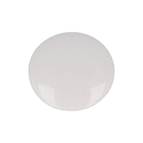 Aromas de Té | Tapa para Taza de Té | Color Blanco | Diámetro 85 mm | Tapa de Cerámica | Diseño Redondo | Mantiene la Temperatura del Té | Para Cualquier tipo de Taza de Té