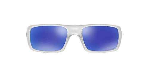 Oakley Sonnenbrille Crankshaft - Gafas de Ciclismo, Color Transparente, Talla Talla única