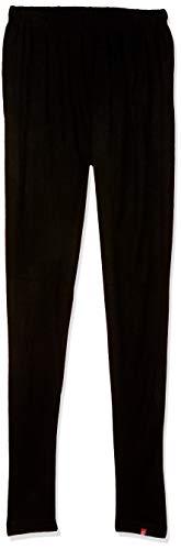 BIBA Women's synthetic legging Bottom (SWEATERS15141BLACK_ Blk_ XL)