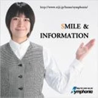 スマイル&インフォメーション   印刷物対応 著作権フリー人物ポーズ素材集