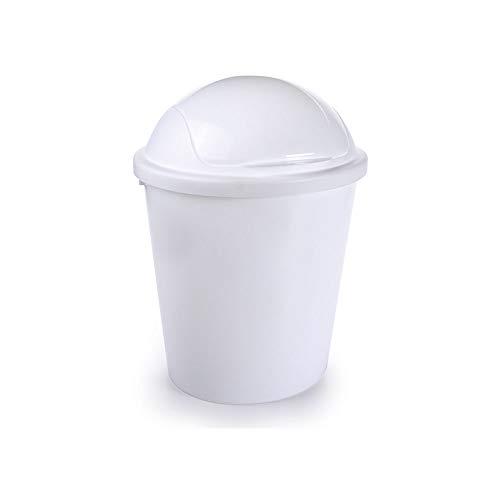 Lixeira Plasútil Branco 11 L