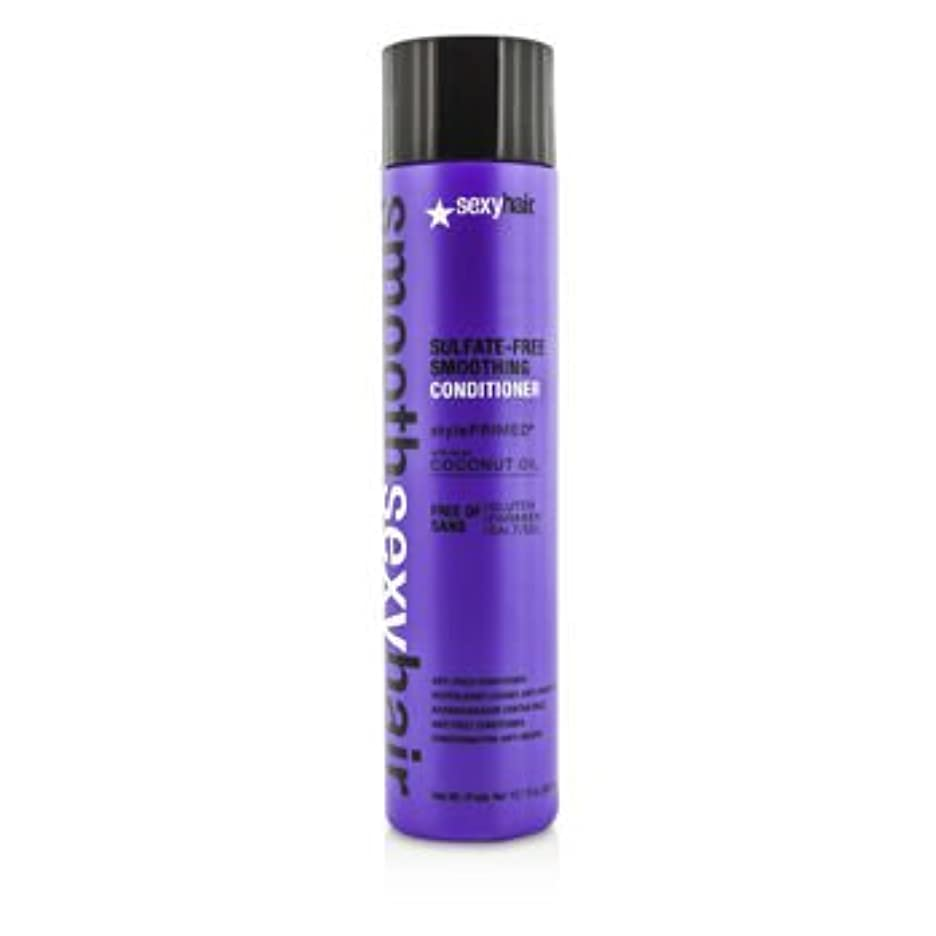 疑問に思う八百屋さんアブストラクト[Sexy Hair Concepts] Smooth Sexy Hair Sulfate-Free Smoothing Conditioner (Anti-Frizz) 300ml/10.1oz
