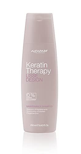 Alfaparf, Lisse Design Keratin Therapy, shampoo di...