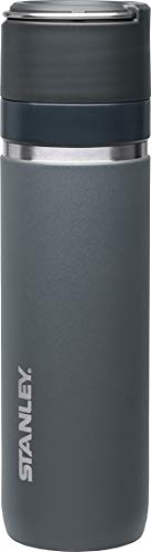 Stanley 0.7l, Grau Ceramivac Water Bottle, Hombre, Gris, 709ml