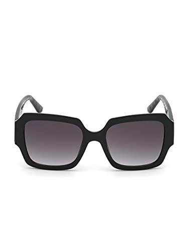 Guess occhiale da sole GU7681 01B Nero fumo taglia 54 mm Donna