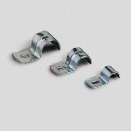 AcquaStiLLa 104863 palen van verzinkt ijzer, voor bevestiging van buizen, meerkleurig, 10-delige set