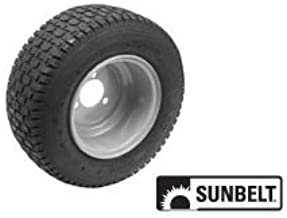 Snapper Kees Mower Wheel and Tire Assembly Turf 2 Ply 16 x 650 x 8 Pneumatic Grey 135262, 5-0713, 5-1718, 5-2270, 7052270YP