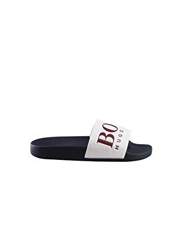 BOSS Sandale rot Größe 43