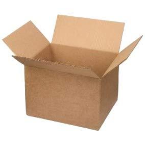 Pack de 5 cajas de cartón sencillo. 4 solapas | Sumicel® (600 x 450 x 650 mm | N8)