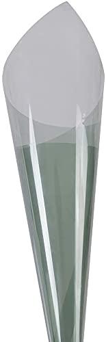 wangYUEQ 1.52x10m 45% -75% VLT Ventana Inteligente Tinte Coche Casa de Vidrio Película PhotoChrómica Coche Sun Shade Film Accessories Foils Accessories Piezas (Tamaño: 152x1000cm)