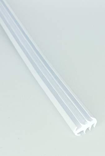 Rundschnur von SMI-Kantenschutzprofi aus EPDM Moosgummi 3 m vielseitig einsetzbar witterungsbest/ändig Dichtung Gummischnur Fugendichtband Fugenprofil RS2 Schwarz Durchmesser 2mm