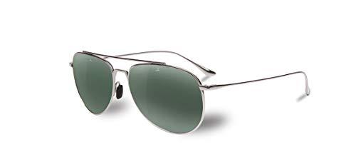 Vuarnet Swing Pilot VL1627 VL/1627 0002 - Gafas de sol de titanio (59 mm)