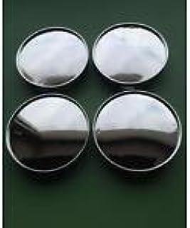 Bs Felgendeckel Nabendeckel Nabenkappen 68 65mm In Chrom Auto