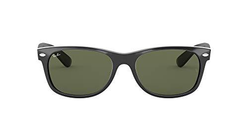 Ray-Ban MOD. 2132 Ray-Ban Sonnenbrille MOD. 2132 Wayfarer Sonnenbrille 55, Schwarz