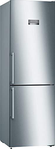 Bosch Kühl-Gefrier-Kombination Serie 4 KGN367IDP 326 L Display NoFrost EEK: D