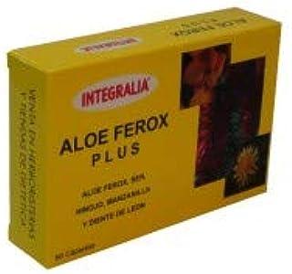 ALOE FEROX 60 Caps: Amazon.es: Salud y cuidado personal