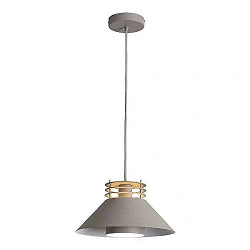 Macaron Colgante de luz de color, hierro forjado, moderno, minimalista, LED, lámparas de techo, hogar, cafetería, bar, restaurante, luces de suspensión colgantes,...