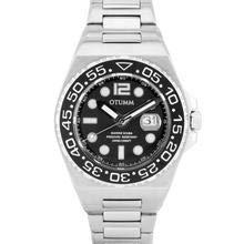 Otumm Scuba Unisex Reloj 30ATM 45mm Calendario SCMST45-001