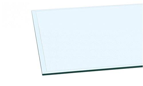 Kamin Bodenplatte Funkenschutz Kaminplatte Glasplatte Ofen Platte Klarglas