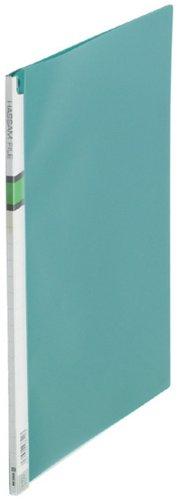 キングジム ハッサムファイル  A4S 517N 緑