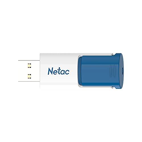 Pen Drive 128GB U182 Usb 3.0 Netac/Armazenamento externo/plug and play/para PC/no brasil