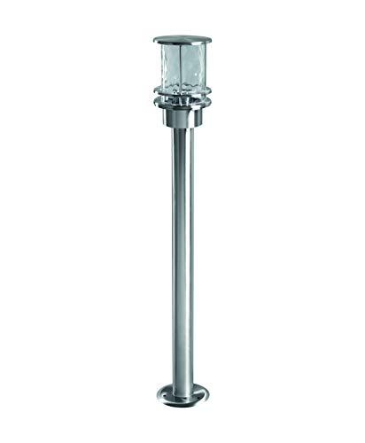 LEDVANCE LED Gartenpylone, Leuchte für Außenanwendungen, Sockel E27, Höhe: 80 cm, Endura Classic Post