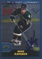 Mike Modano Dallas Stars NHL Hand Signed 8x10 Photograph Shooting