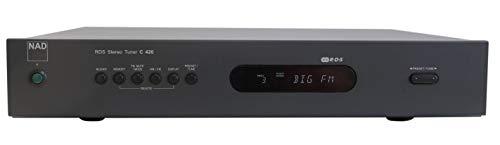 NAD C 420 Tuner in grau - RDS (Radio Data System)