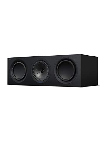 KEF Q250c Schwarz Lautsprecher, Centerlautsprecher| HiFi | Heimkino | Dolby Surround | Dolby Digital | Boxen | High End