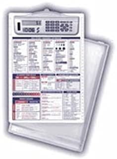 Nursing Reference Clipboard with Calculator Clip (Shown with Optional Storage Tray which must be oredred separately)