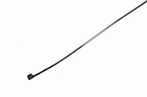 Haupa 262606–Kabelbinder 203mm Nylon schwarz