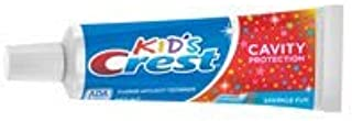 Crest Sparkle Professional Toothpaste .85oz - (Pack of 12)