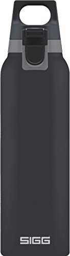 Sigg Hot & Cold One, Borraccia Unisex – Adulto, Grigio, 0.5 L