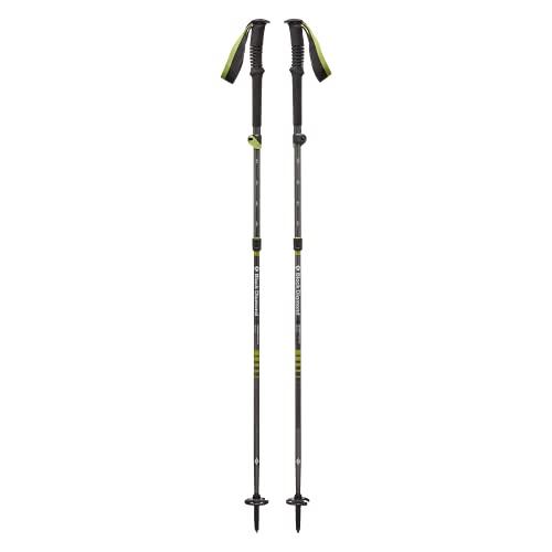 Black Diamond Distance Plus FLZ Z-Poles Bâton de randonnée Noir Taille 125