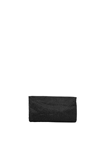 s.Oliver (Bags Damen 39.711.94.5915 Clutch, Schwarz (Black/Schwarz), 2x13.5x26.5 cm
