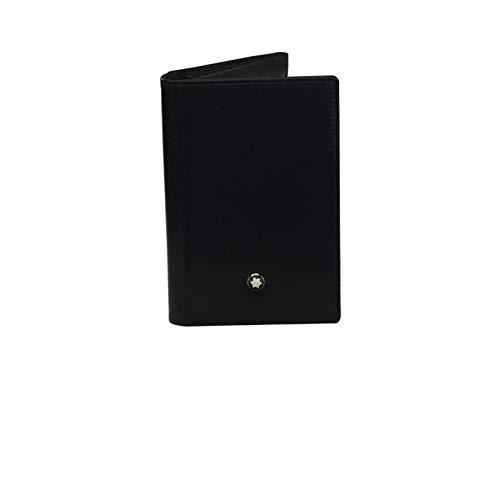 Montblanc Business Card Case - Tarjetero, Negro