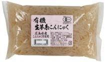 ムソー 有機生芋糸こんにゃく・広島原料 150g ×10セット