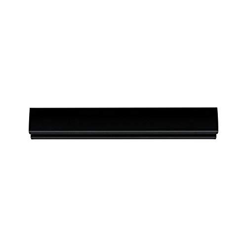 URail System Schiene 0,1m Schwarz matt 230V Metall